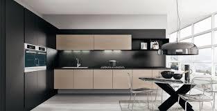 cuisine marron glacé cuisine blanche et marron maison design sibfa com