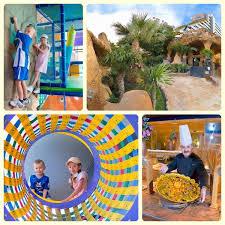 hoteles para ir de vacaciones con niños en españa pequeocio
