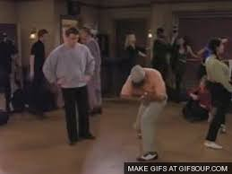 Dancing Meme Gif - 21 of the best dancing gifs from friends ccuk