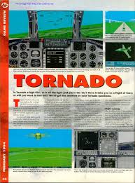 tornadoman u0027s bunker tribute site to the best flight simulator