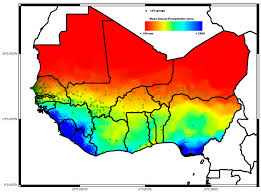 Western Africa Map by Remote Sensing Free Full Text High Resolution Precipitation