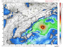Us East Coast Map Hurricane Joaquin False Alarm For The U S East Coast Roy
