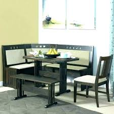 kitchen nook furniture set breakfast nook table sets listcleanupt com