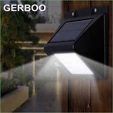 self contained motion detector light lighting self contained 160 degree black motion activated outdoor