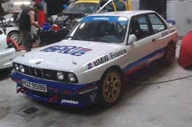 bmw rally car for sale racecarsdirect com prodrive bmw a m3 rally car