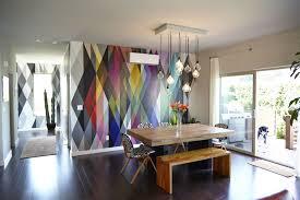 lighting modern dining room chandelier sconce light scroll wall