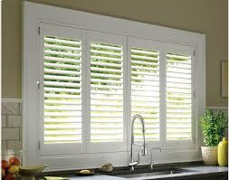 Kitchen Sink Window Treatments - seven stylish treatments for your kitchen sink window