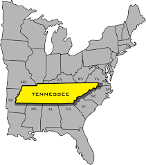 Bristol Tennessee Map by Maps Tn Entertainment Commission Tennessee Entertainment