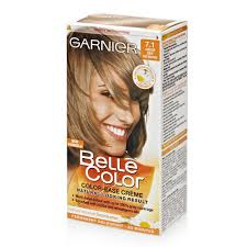 garnier belle color 7 1 natural dark ash blonde permanent hair dye