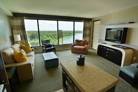 Bay Lake Tower One Bedroom Villa Floor Plan Accessible Room At Bay Lake Tower Rolling With The Magic
