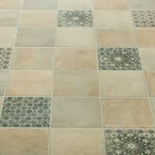 atlas 593 salsa grey moroccan patterned vinyl flooring windows