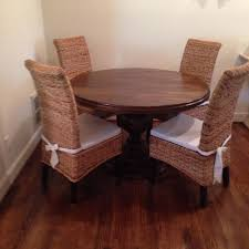 how many does a 48 inch round table seat find more kitchen table and chairs 48 inch round table 30 inches