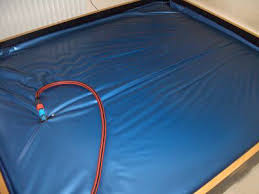 how to drain a waterbed without a pump
