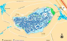 Italy City Map by Orvieto City Map Orvieto Italy U2022 Mappery