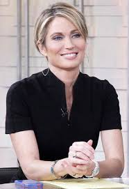 how to cut your hair like amy robach amy robach cuts hair to take control during cancer battle