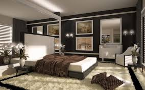 Delighful Interior Design Bedroom Modern  With Decorating - Contemporary interior design bedroom