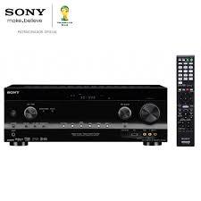 receiver sony str dh820 3d 7 2 canais c conversor digital e