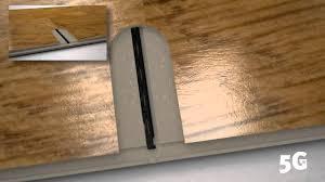 Valinge Laminate Flooring 5g W Installation Principle With Laminate Flooring Youtube