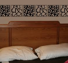 decorating with wall vinyl item animal print square in
