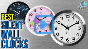 top 10 silent wall clocks of 2017 video review