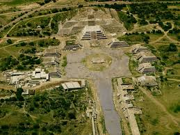 Teotihuacan Mexico Map by Pre Hispanic City Of Teotihuacan Historical Facts And Pictures