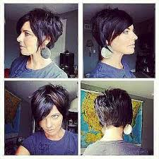 front and back pictures of short hairstyles for gray hair short hairstyles front and back pictures of short hairstyles