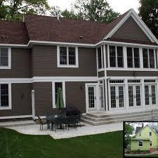 exterior paint colors dark brown interior design