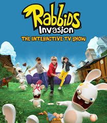 rabbids invasion the interactive tv show xbox one free game