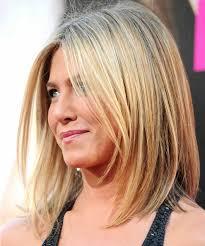 medium straight haircuts women medium haircut