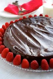 raspberry glazed chocolate delight recipe dessert ideas baking