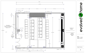 home theater floor plan home theater floor plan ahscgs