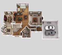 3d Home Design Images Of Double Story Building 2d U0026 3d Renderings And Floorplans New Home Graphics
