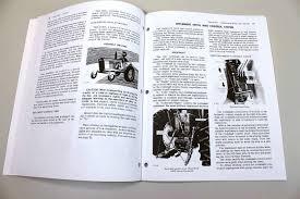 john deere 4020 tractor owners operators manual gas diesel lp