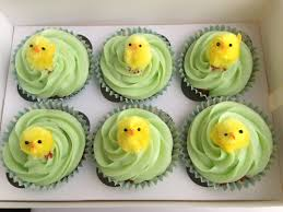 easter cupcakes crafty weekend craft projects for the weekend