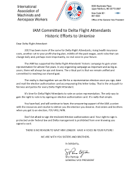 What Does Without Prejudice Mean On A Legal Letter by Iam Delta Flight Attendants Latest News And Info