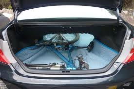 toyota camry trunk will the bike fit 2012 toyota camry long term road test