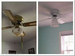 spray paint ceiling fan painting a ceiling fan ceiling fan spray painting and ceilings