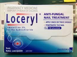 loceryl anti fungal nail paint 150 applications