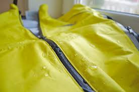 gore tex bicycle rain jacket wet weather cycling how to revive your rain gear
