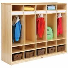 cabinet for shoes and coats furniture lockers cubbies