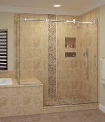 Bath And Shower Doors Eclipse Exposed Roller Doors Holcam Bath Shower Enclosures