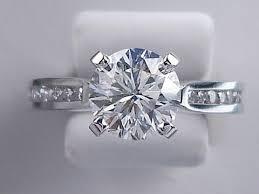 leo diamond ring 1 78 ctw leo cut i vs2 diamond engagement ring