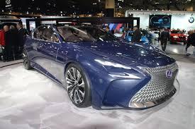 lexus lf fc 2017 canadian international autoshow codec prime 1 source of