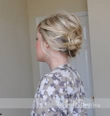 how to updo hairstyles for medium length hair
