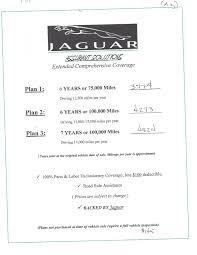 lexus warranty vs bmw warranty factory extended warranty jaguar forums jaguar enthusiasts forum