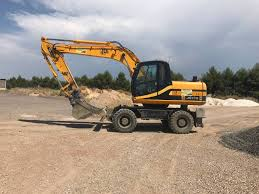 jcb js 175 w year of manufacture 2006 wheeled excavators id