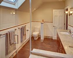 Rustic Master Bathroom Ideas - modern rustic master bath design and remodel in summit nj