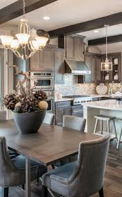 Kitchen With Dining Room Designs by Best 25 Dinner Room Ideas On Pinterest Dining Room Table