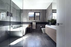 cuisine avec carrelage gris salle de bain sol gris fonce luxe salle de bain avec carrelage gris