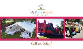 party rentals victorville my party rentals high desert home